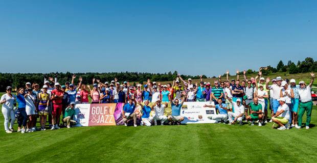 Все краски Радио JAZZ 89.1 FM! Турнир «Golf & Jazz» привил любовь к искусству - Новости радио OnAir.ru