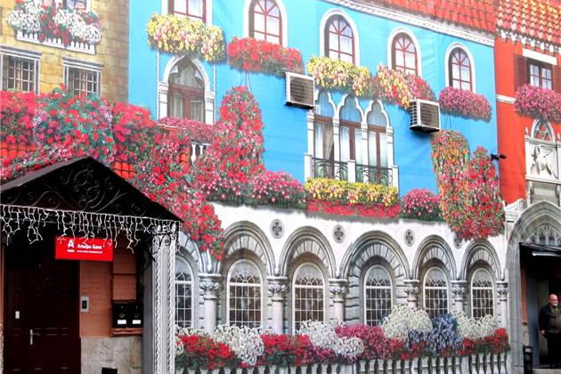 Тайны киевских двориков на Land Cruiser