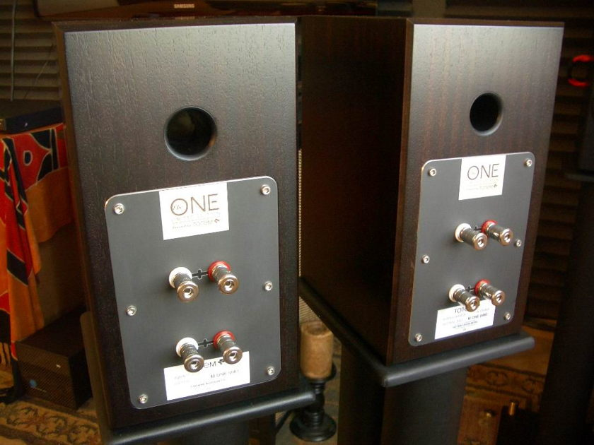 "Totem Acoustic ""The One"" 20th Anniversary Monitors"