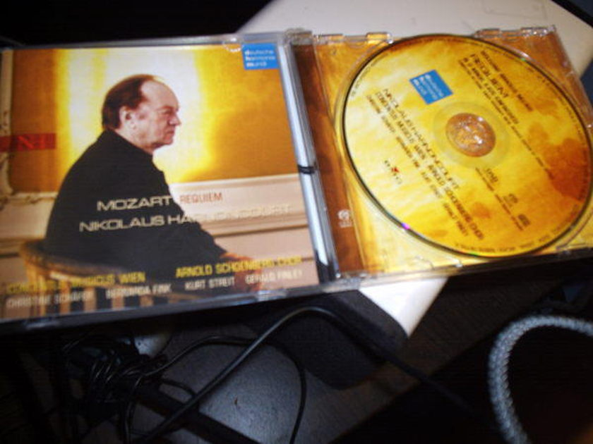 Mozart - Requiem Nikolaus harnoncourt