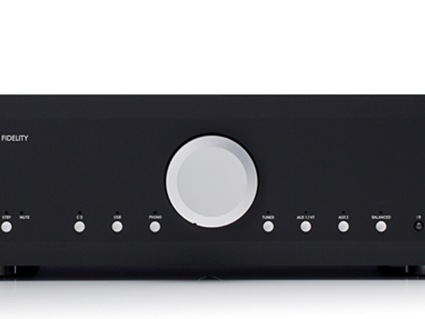 Musical Fidelity M6si integrated amp  Mint