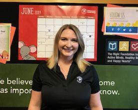 Ms. Megan Hoffman , Kindergarten Teacher