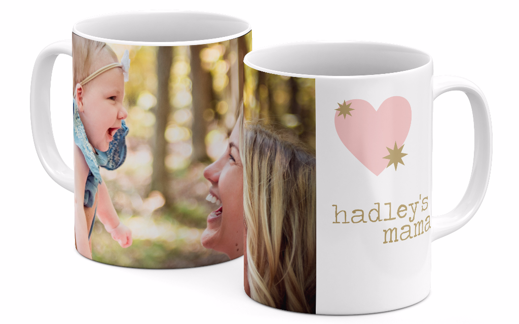 Custom Photo Mug 11oz