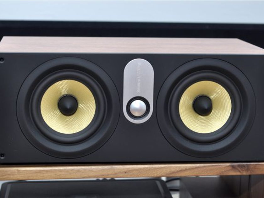 Bowers and Wilkins B&W HTM62 Red Cherry