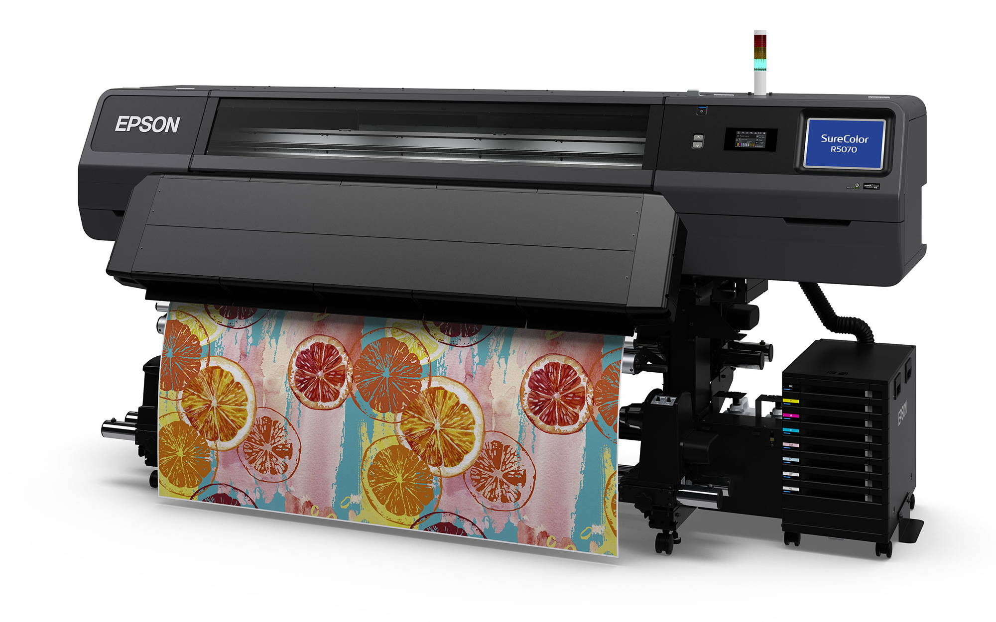 Epson SureColor R5070 Resin Signage Printer Right Angle
