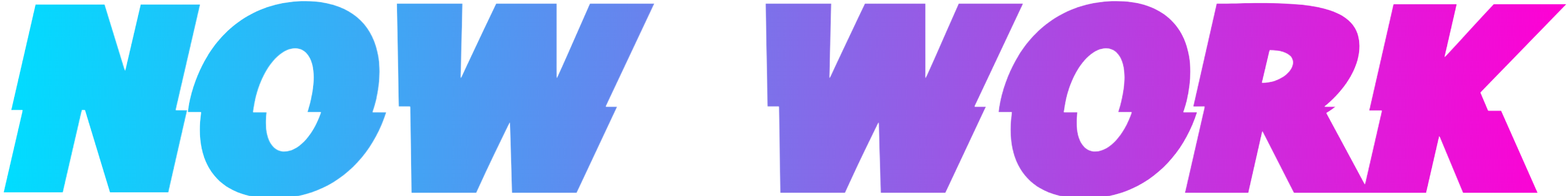 Now Work Logo