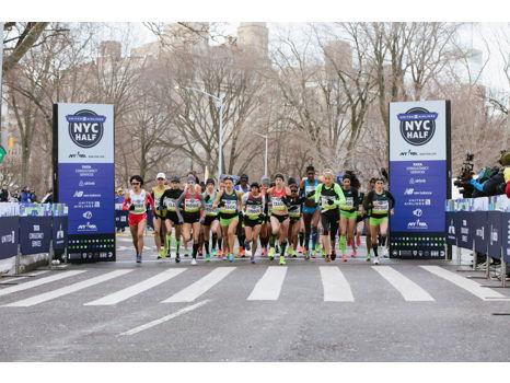 Guaranteed Entry to Half Marathon!