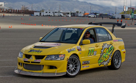March 23-24 Cal Club Autocross Event & Test n Tune