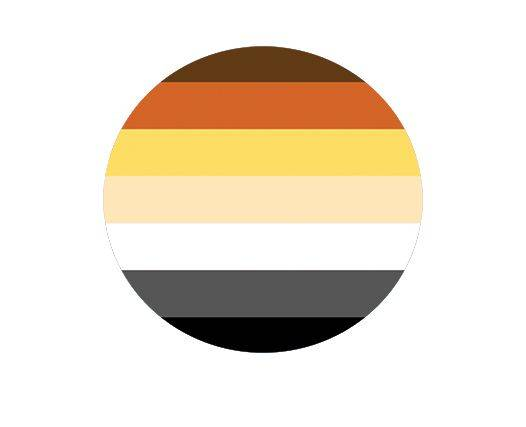 bear pride flag