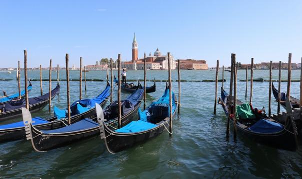 На свидание с Венецией!
