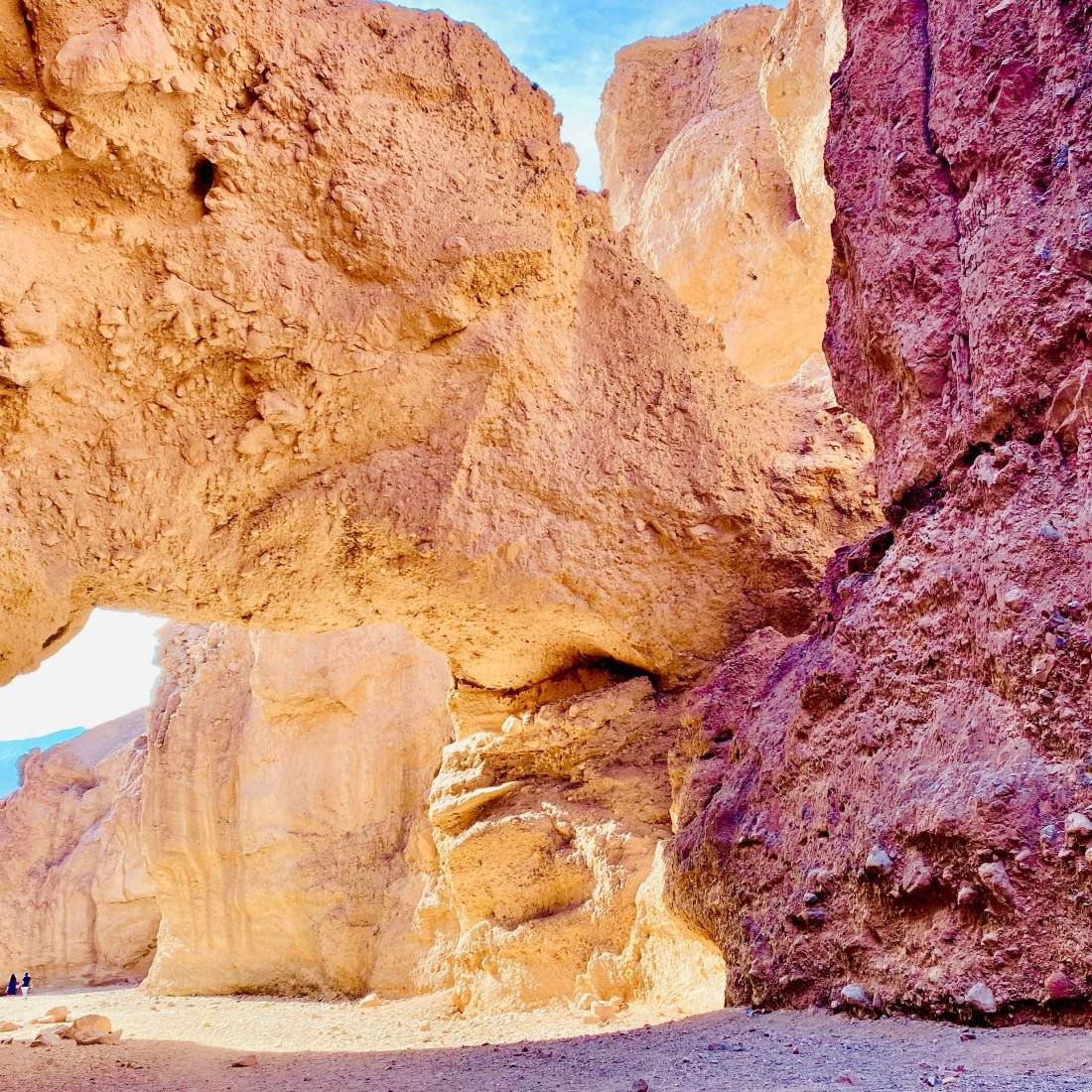 Virtual Travel Series: Death Valley Natural Bridge