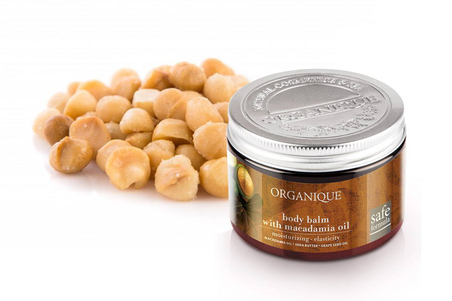 Organique Body Balm With natural Macadamia Oil 150ml