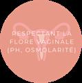 des produits respectant la flore vaginale