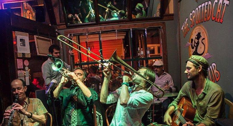 Jumbo Shrimp Jazz Band