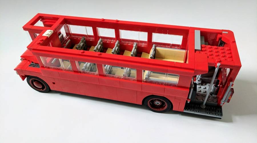 LEGO London Bus 10258