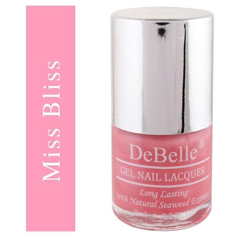 DeBelle Pink Nail polish