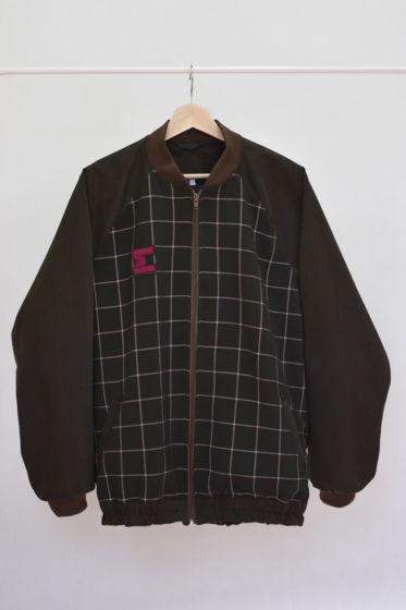 """Куртка-бомбер """"UMBRASQUARE""""с рукавом реглан"""