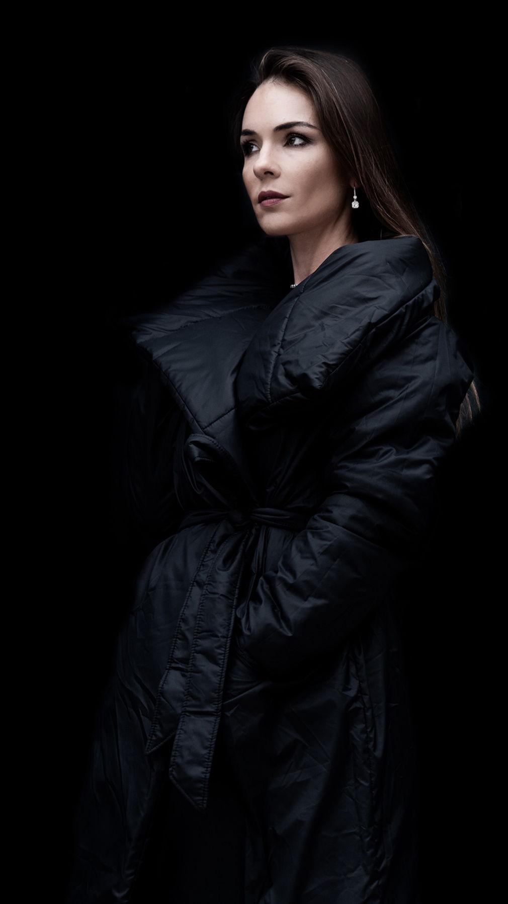 Back door coat