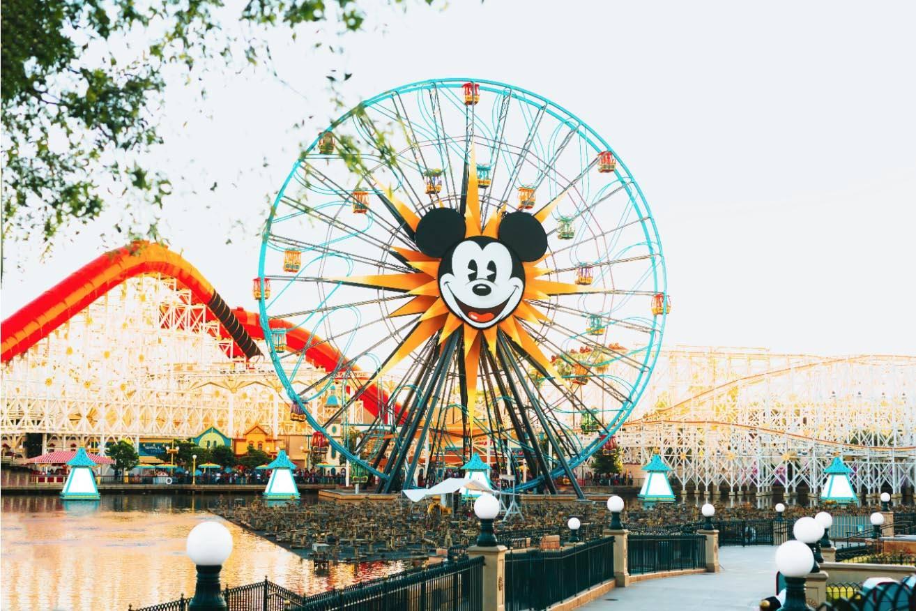 FOOTSOULS insoles for Converse Disneyland