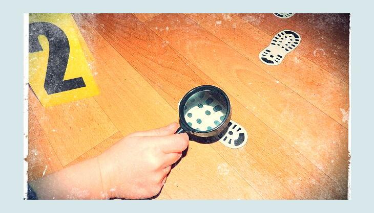 kindergeburtstag detektiv spurensicherung detektei taute