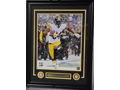 Antonio Brown Autographed and Framed 16x20 Print