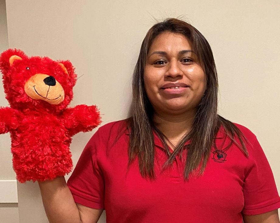 Ms. Maria Bello-Nequiz , Infant Teacher
