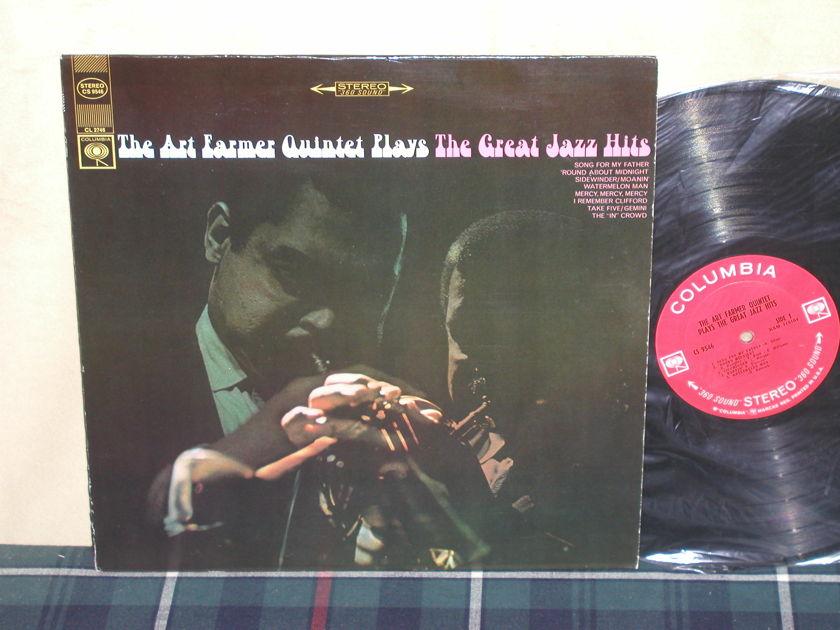 The Art Farmer Quintet - Great Jazz Hits <360> Stereo Columbia CS 9546