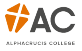 Alphacrucis International College logo