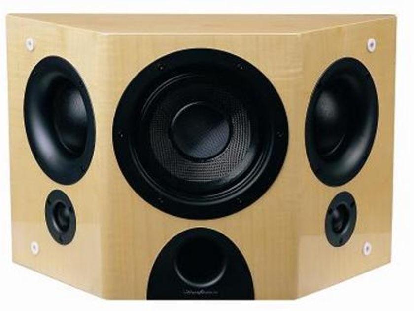 brand new wharfedale opus 2 trisurround surround speakers 2 pair full range audiogon. Black Bedroom Furniture Sets. Home Design Ideas