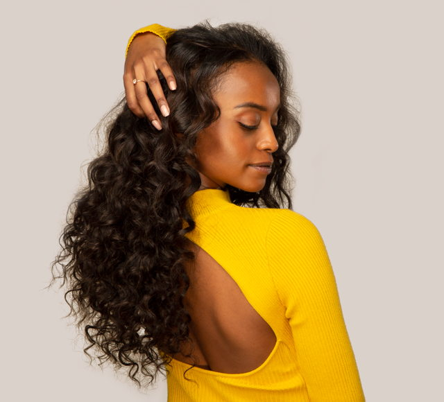 Loose Wave Natural Black Bundles Mayvenn