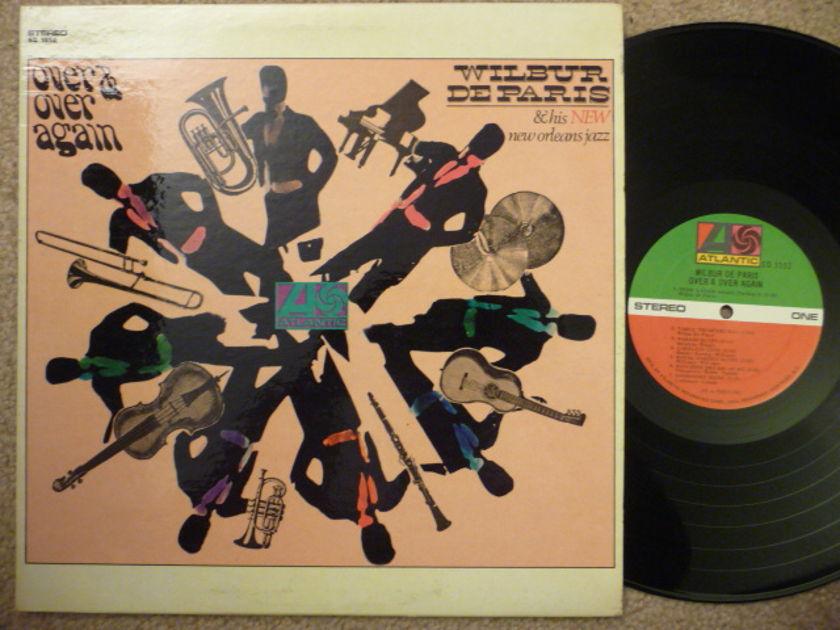 WILBUR DE PARIS - OVER & OVER AGAIN ATLANTIC LP EXCEL
