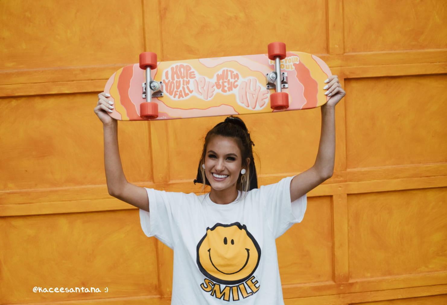 skateboard feel your soul