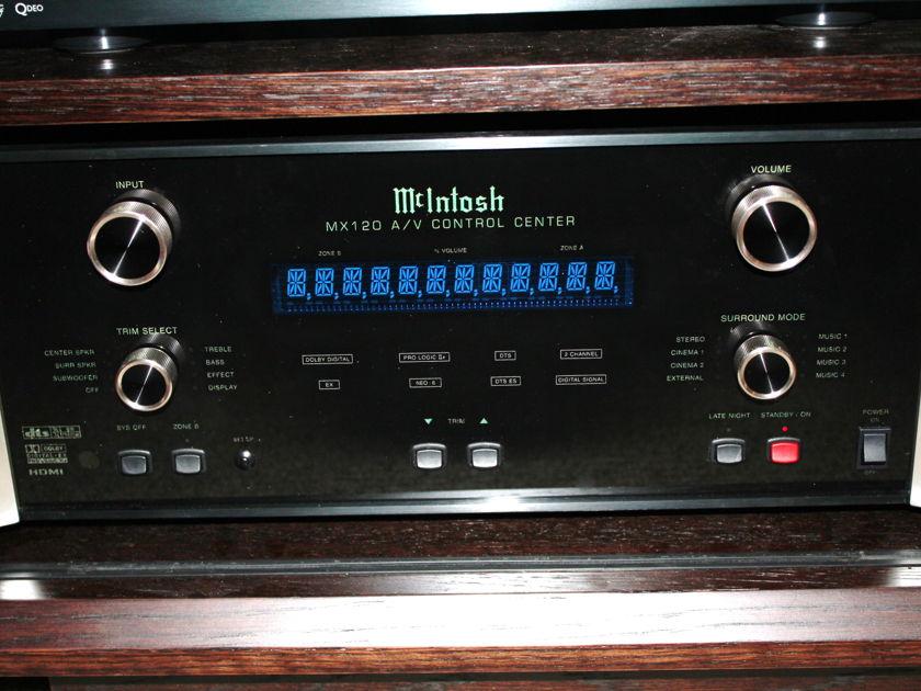 McIntosh MX 120 AV Processor