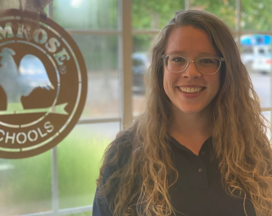 Sadie Dunn , Preschool Teacher  Team Member since 2020