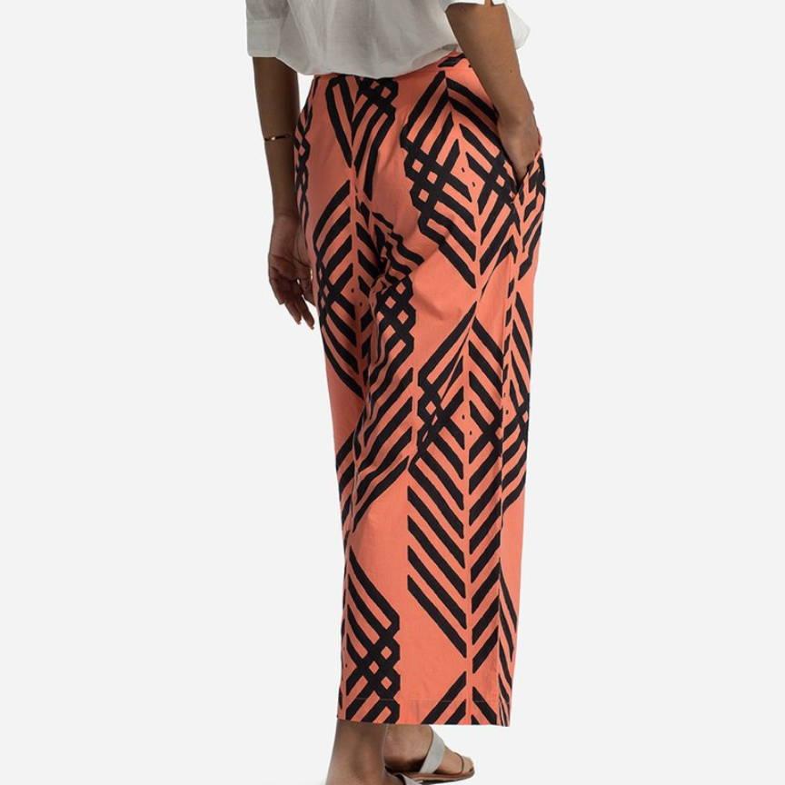 Matter Prints Wide Leg Pant