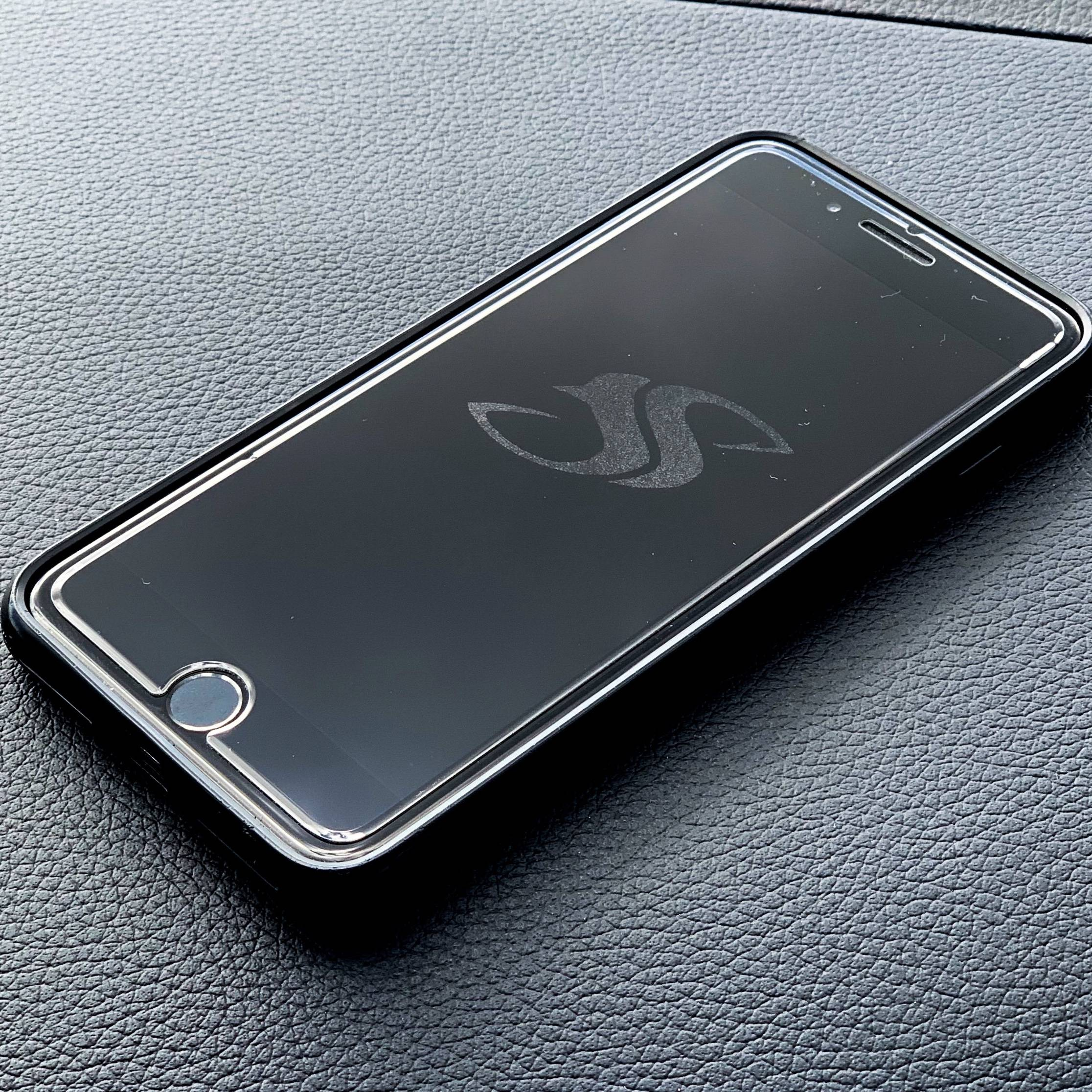Logo Screen Protector | Screen Skinz | Best Screen Protector
