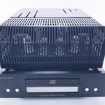 ProLogue Classic Tube CD Player