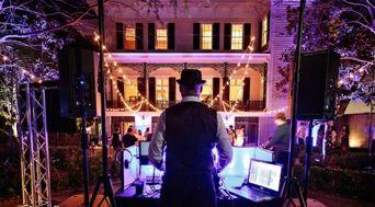 Choosing Your Wedding Groove: Band vs. DJ