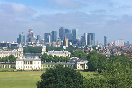 Historic Walk in Greenwich London