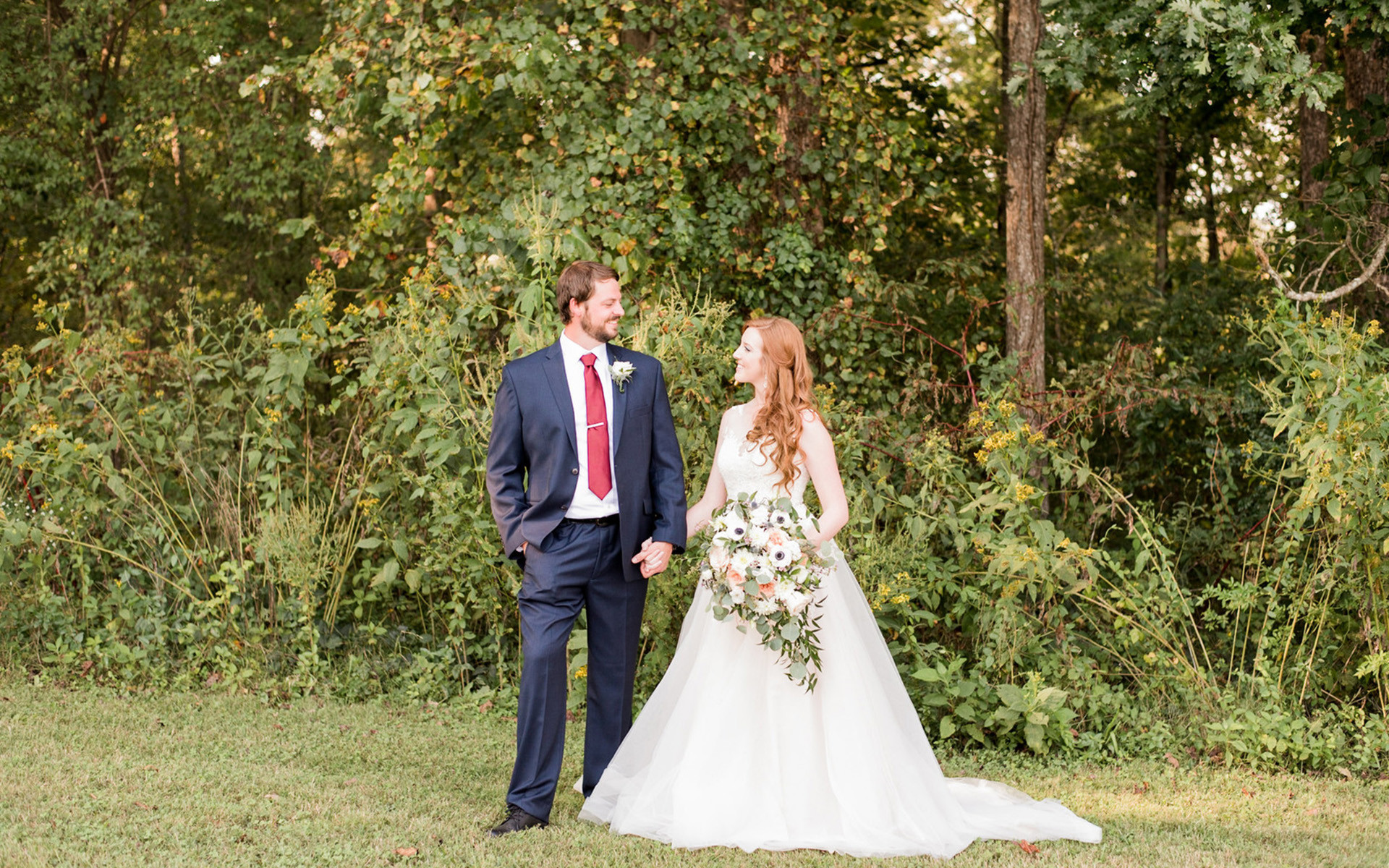 Summer Transitions to Fall During this Fall Equinox Inspired Wedding