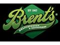 BRENT'S DELICATESSEN AND RESTAURANT GIFT CERTIFICATE