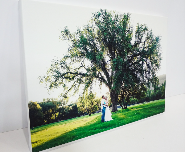 Art & Posters - Wedding Canvas Print