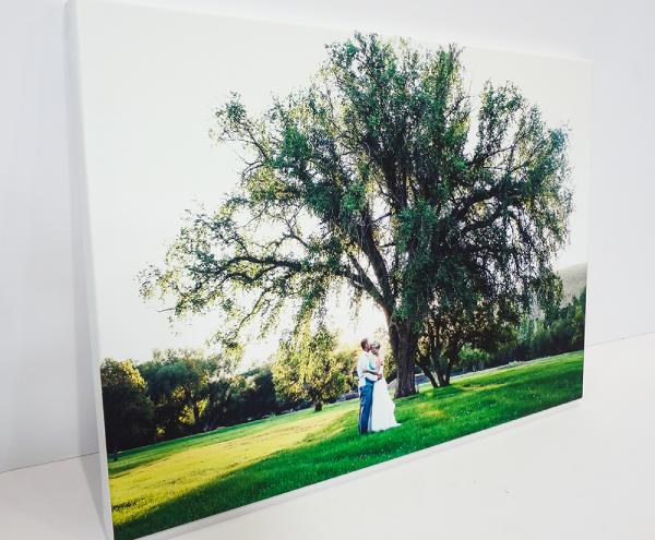 Art & Posters - Wedding Canvas Print