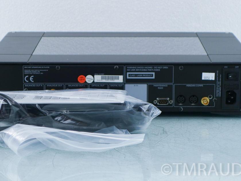 Meridian G08 24-bit Upsampling CD Player (9856)