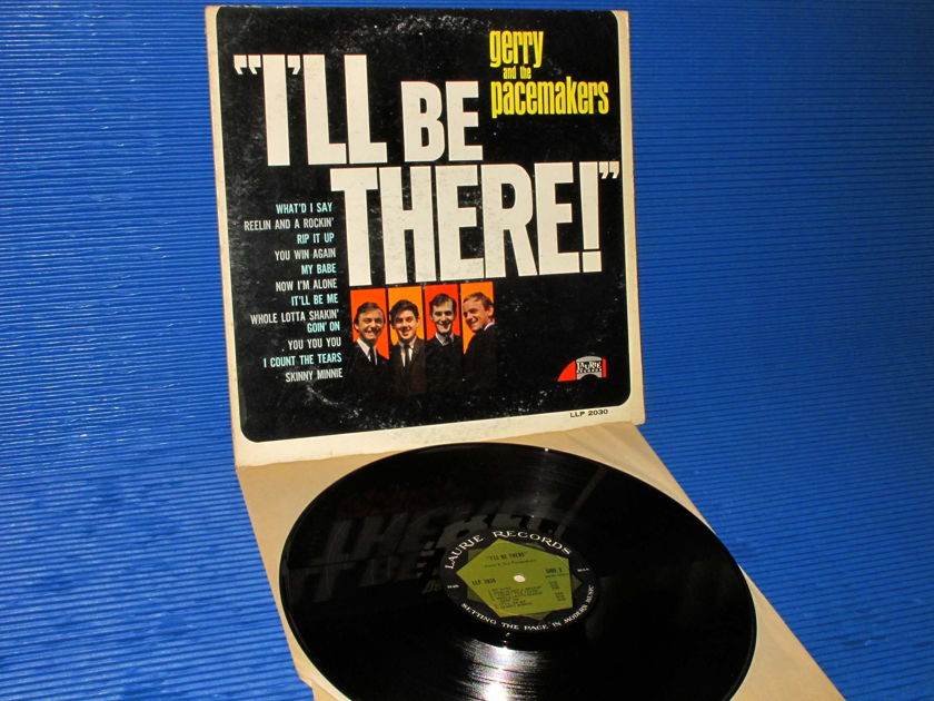 "GERRY & THE PACEMAKERS  - ""I'll Be There"" - Laurie Records 1964 Mono"