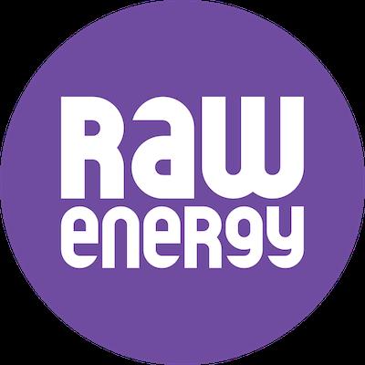 Logo - Raw Energy | Cotton Tree