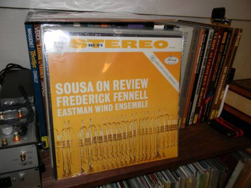 Fennell Sr90284 - Sousa on Review mercury-sealed