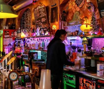 Секретные бары и клубы Будапешта