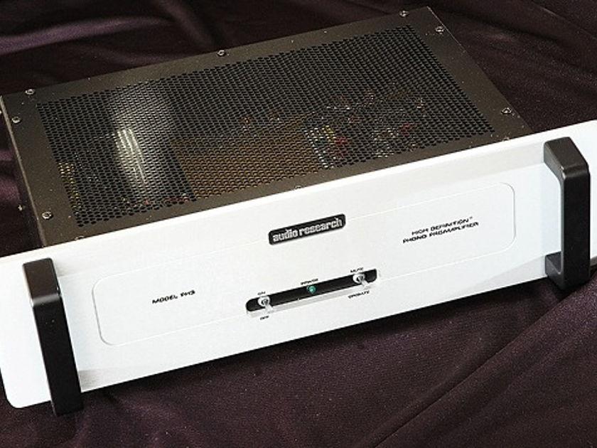 Audio Research PH-3 Phono Pre Amp