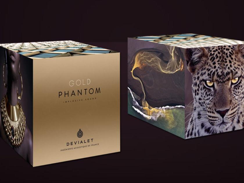 Devialet Phantom Gold